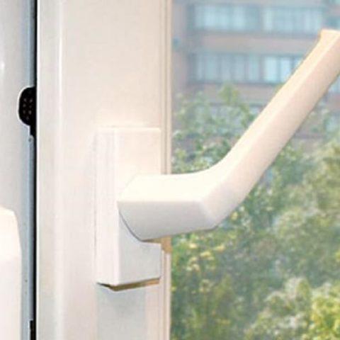 Микропроветривание окна