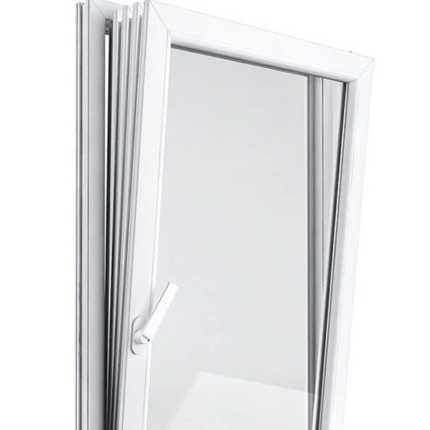 Система проветривания для окна