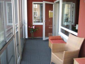 Остекление балконного блока и лоджии